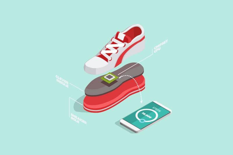 Digitsole Smart Shoe - Internet Of Things Development