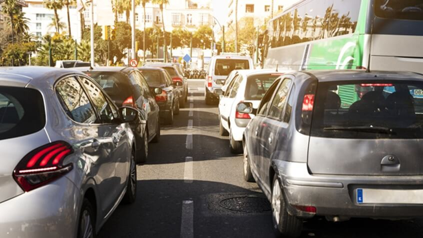 Traffic Condition - Car App