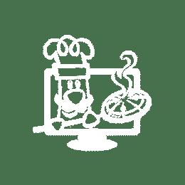 Pizza Online Logo