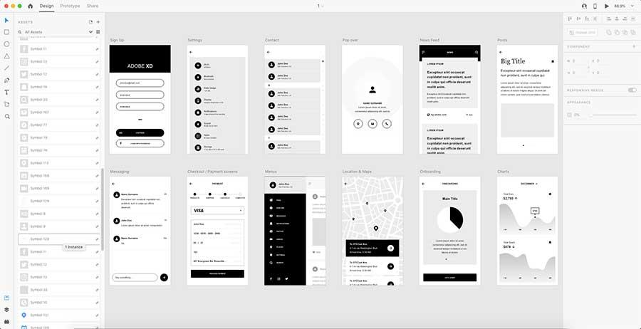 XD Mobile Mobile App