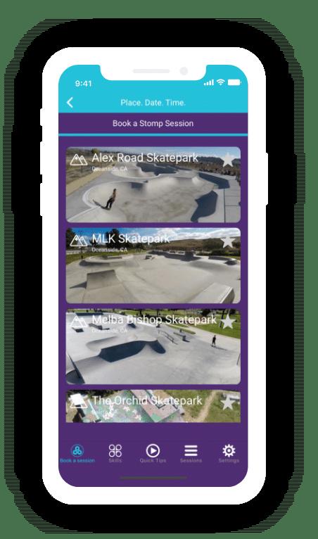 Stomp App Development