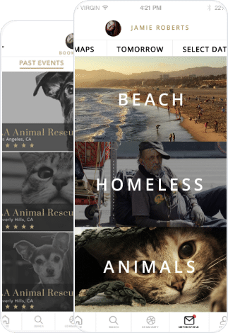 H.E.L.P captures your unforgettable experiences and moments.